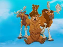 Gry z bajki Disneya Mój Brat Niedźwiedź z 1 i 2 części czekają na Ciebie: http://grajnik.pl/dladzieci/gry-m%C3%B3j-brat-nied%C5%BAwiedz/
