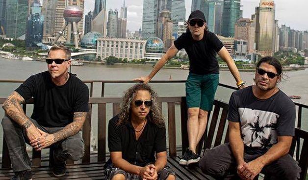 Metallica podría editar su nuevo disco en 2016