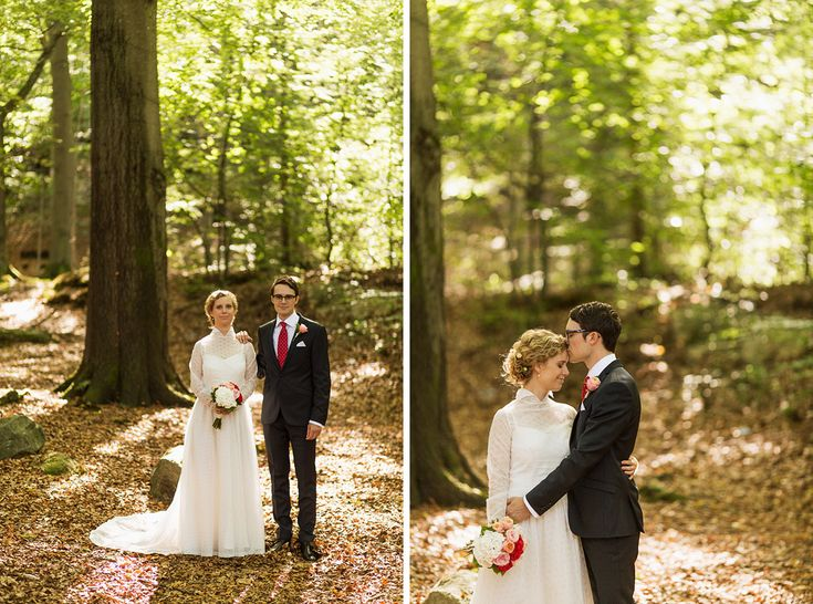 A hot Summer wedding in September - Ingrid and Leonards preview -