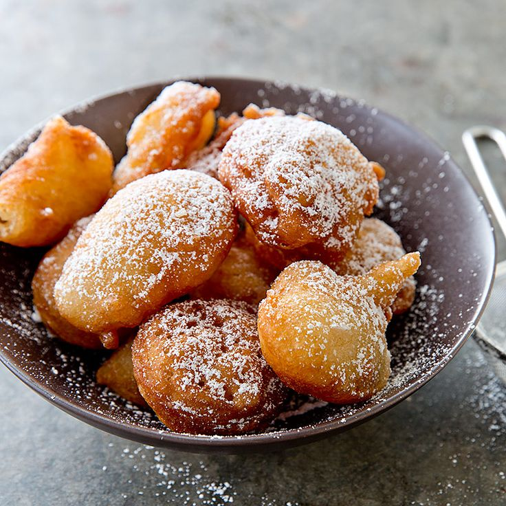 how to make fried desserts