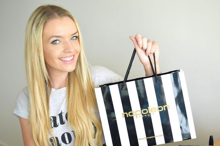 Napoleon makeup Shopping Spree!!