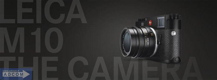Nuova Leica M10 Si tratta di una fotocamera mirrorless che presenta un nuovo sensore full frame da 24 megapixel e un processore d'immagine Maestro II. Il nuovo sensore di nuova progettazione della M10 ha reso possibile ampliare il campo delle sensibilità ISO a valori compresi fra 100 e 50000, riducendo in modo significativo il rumore nelle esposizioni ai valori ISO più elevati. Info e caratteristiche: http://www.adcom.it/it/search/q_n_30?searchstring=LEICA+M10&marche=&sito=0&but-search=Cerca