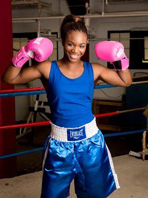 Claressa Shields Interview - Claressa Shields Boxing - Seventeen