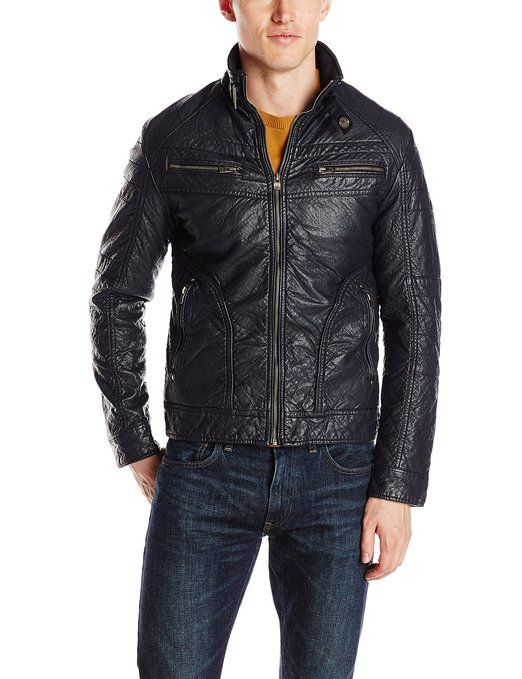 25+ best ideas about Leather jackets for men on Pinterest ...