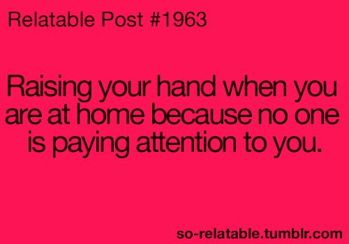 Yes! << ohmygod i thought I was the only one!!!!!!!!!!!!!!!!!!!!