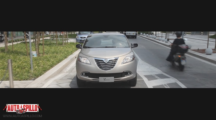 Test drive nuova Lancia Y 5 porte