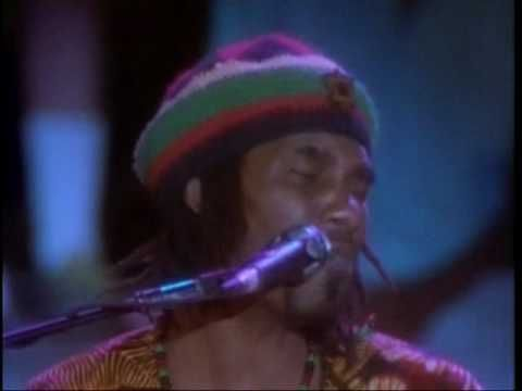 Neville Brothers and Carlos Santana, live in Jamaica