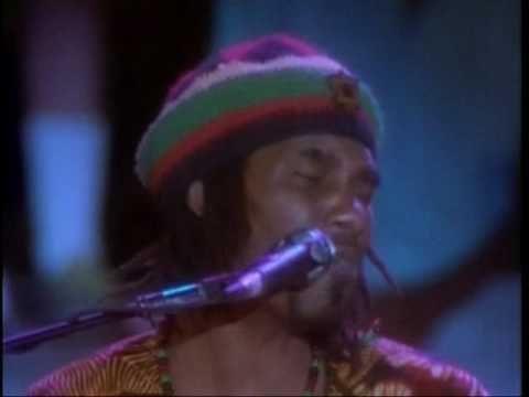 THE NEVILLE  BRO'S & CARLOS SANTANA Live In Jamaica .wmv