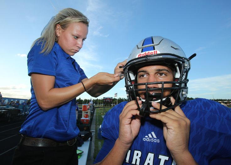 With the addition of new helmet impact technology, Flagler became the first…