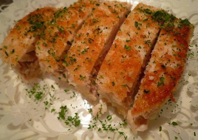 2 minute Albacore Tuna and Panko Sautà Recipe -  Yummy this dish is very delicous. Let's make 2 minute Albacore Tuna and Panko Sautà in your home!