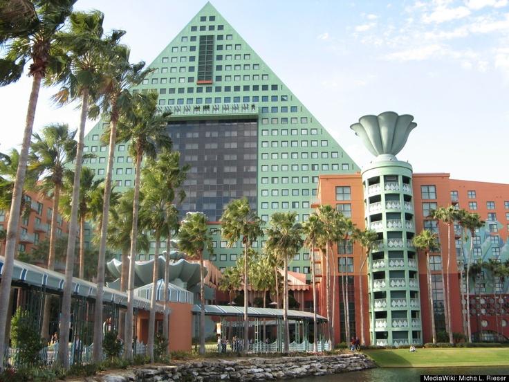 Disney Orlando - Swan Hotel