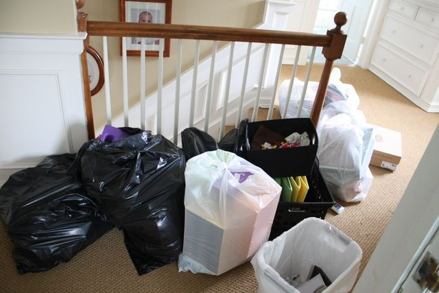 Here's a great blog on cleaning and maintaining your home. I love how she has a notebook and goes through the house like a prospective buyer. List everything that needs attention. Why should your house only look great when it's up for sale. By breaking it down into managable lists, everyone can have a beautifully clean, well maintained home!