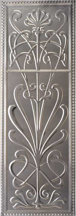 Waratah Dado Pressed Metal Wall Panel | Wunderlite Pressed Metal Panels