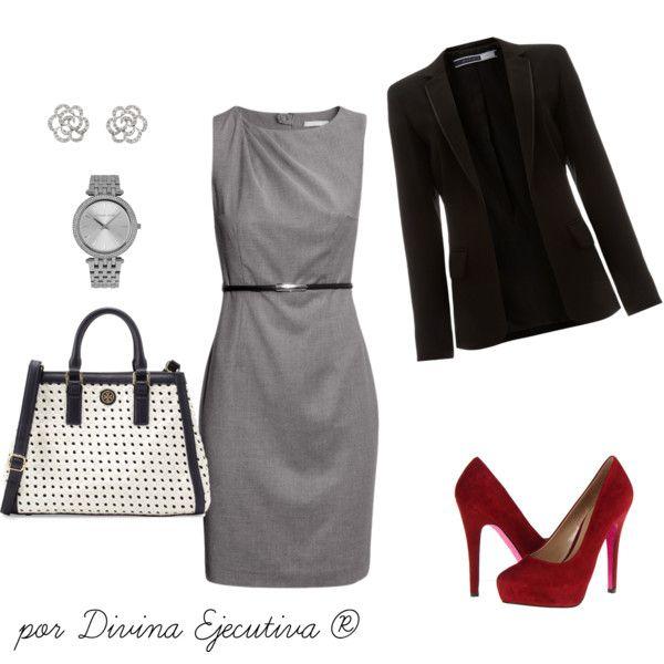 Gestión - Blazer para un look formal con vestido