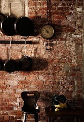 68 Best Interior Brick Walls Images On Pinterest