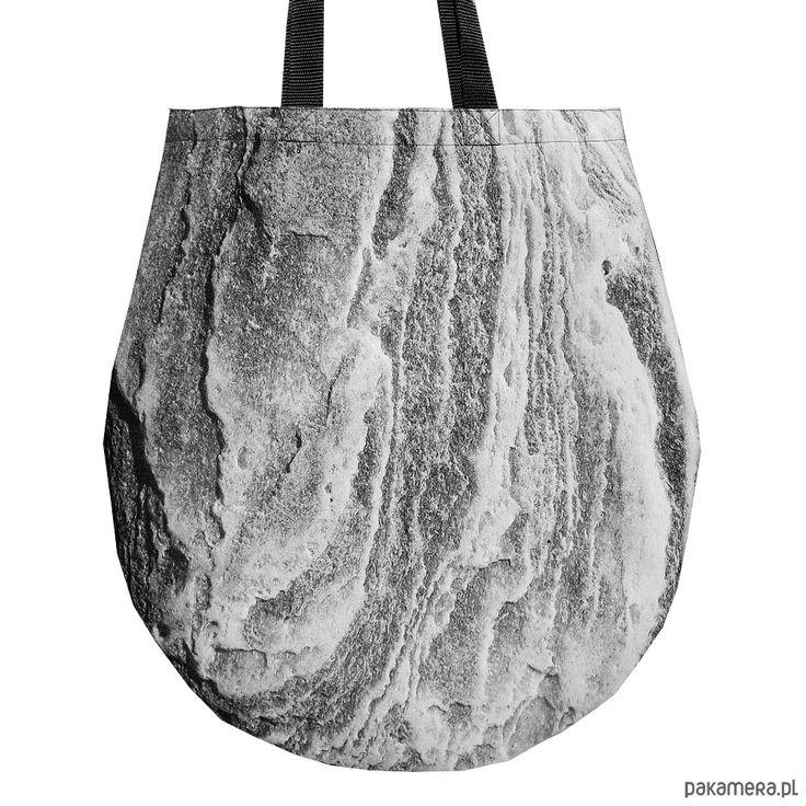 torby na ramię - unisex-Promocja! Kamienna torba z zamkiem