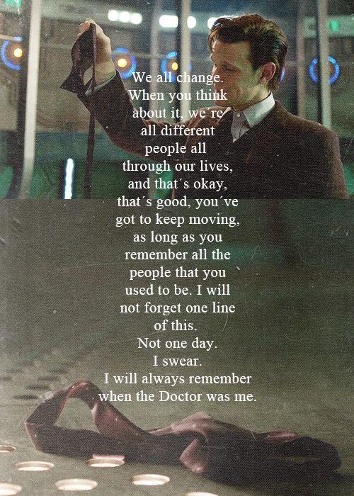 My favorite Doctor