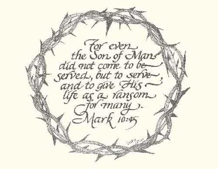scripture for crown | Crown of Thorns, Inspirational Scripture Note Cards Christian Gift ...