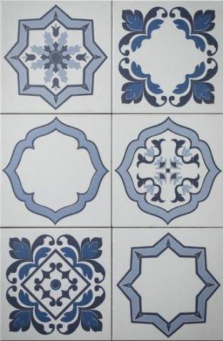 Azulejo português é moda também em revestimentos