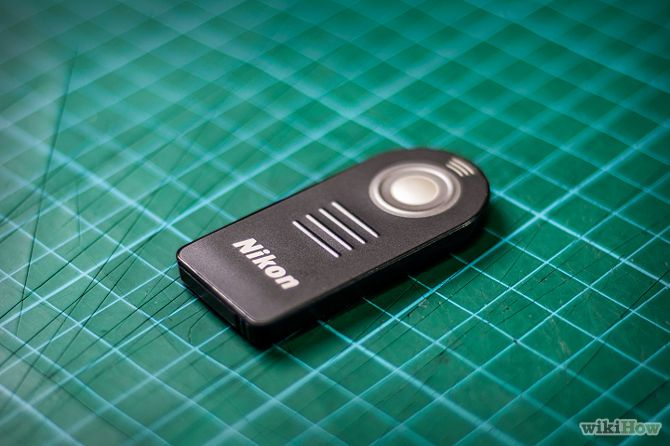 For the Nikon D70, it is an ML-L3 (or the ML-L1). There are also third party remotes that you can get.