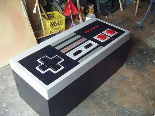 How to make your own NES controller trunk. (Can work as an actual controller)