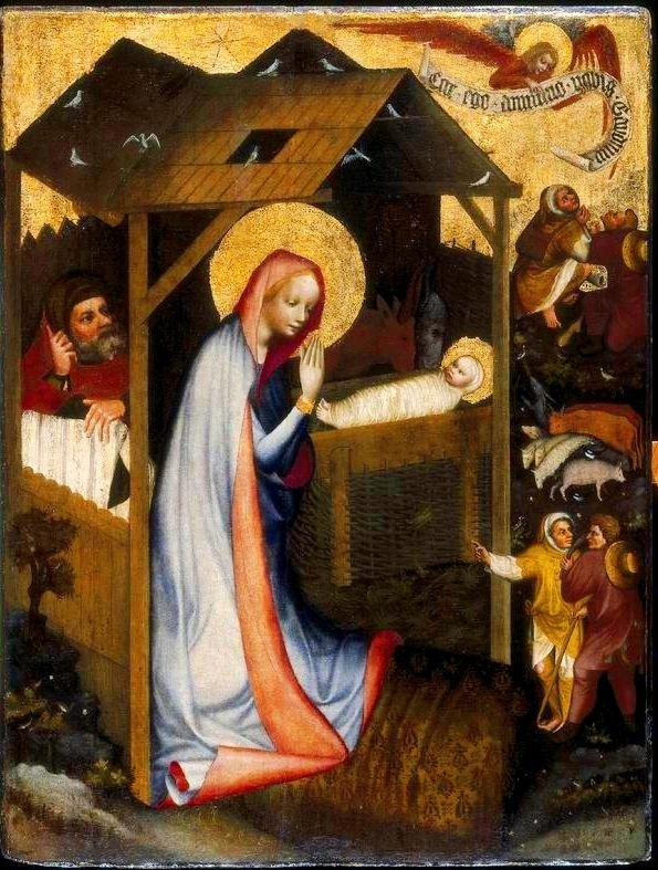 Narození (1370)