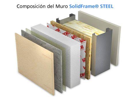 SolidFrame Steel | Construcción en Seco Steel Framing