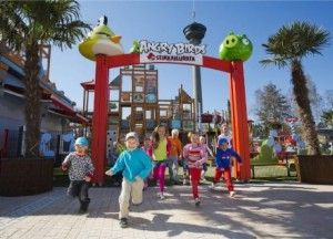 School trips including visit to Angry  Birds Park by AuroraXplorer