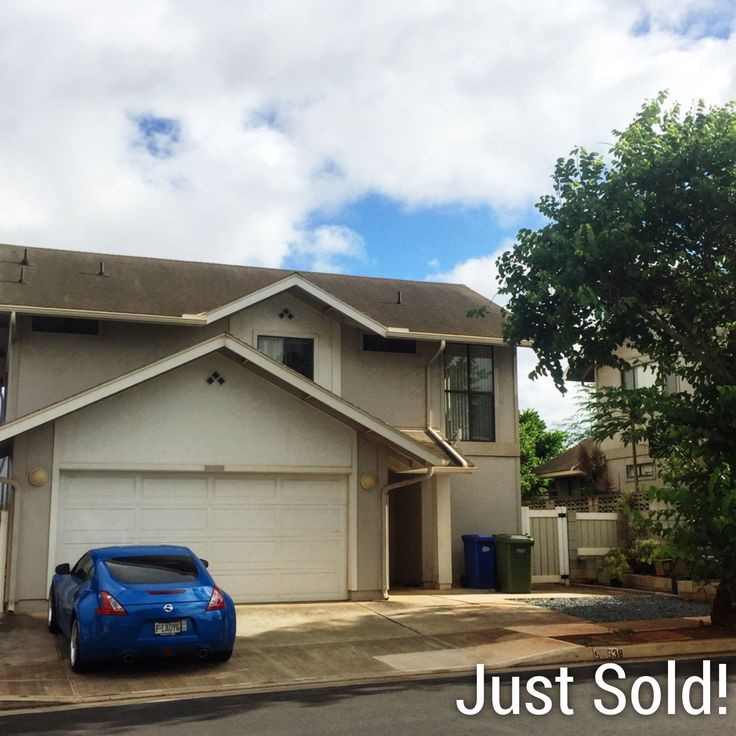 Just Sold in Royal Kunia! Represented Buyer.  Solidly built 4-bedroom home in an unmatched location.