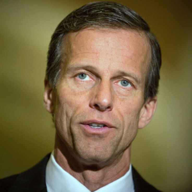 Republican senator John Thune of South Dakota rose to fame with his 2004 victory over Democrat Tom Daschle.