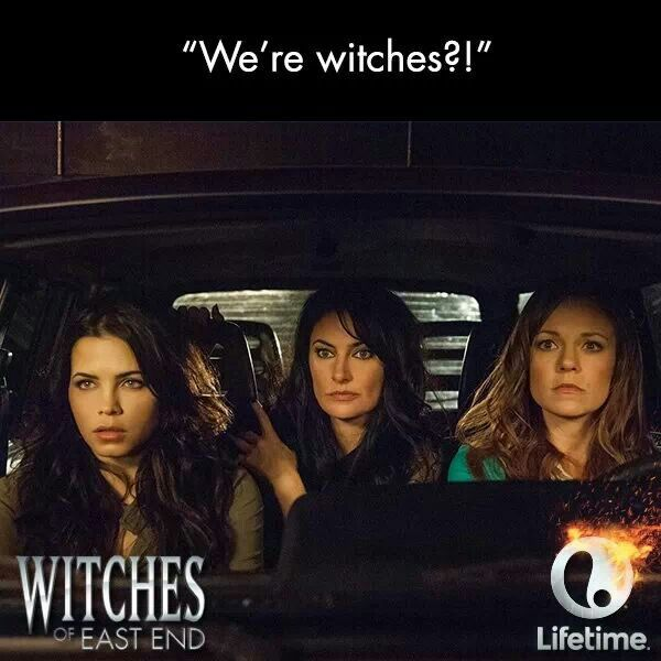 296 best Witches of east end images on Pinterest | Season ...