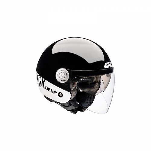 Prezzi e Sconti: #Givi h108fswbk58 casco 10.8 urban-j m258  ad Euro 88.99 in #Givi #Moto caschi caschi jet
