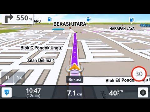 Sygic Navigasi Indonesia 2015 - YouTube