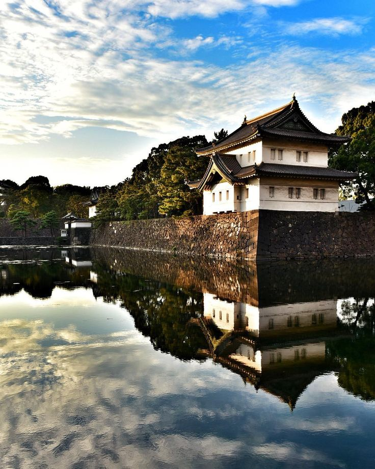 "Tokyo Imperial Palace is one of the locations we featured in our blog post, ""Best Free Things To See And Do In Tokyo"""