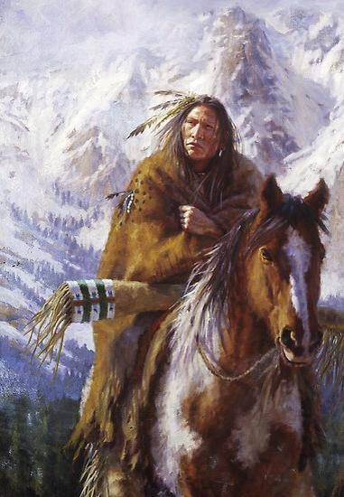 PARTAGE OF NATIVE AMERICAN WARRIORS..........ON FACEBOOK...........
