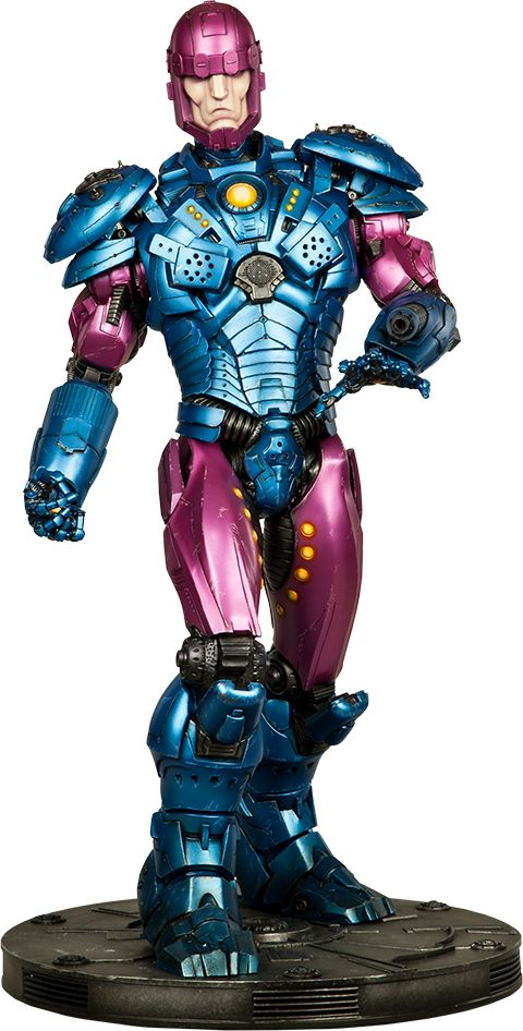 """COOLEST COMIC MAQUETTE I HAVE EVER SEEN!!   A 32"""" Sentinel Maquette from Sideshow Collectibles $899.99"""
