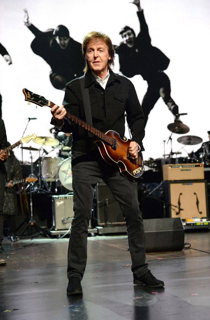 Paul McCartney Plots More U.S. 'Out There' Tour Dates