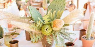La última tendencia para las bodas: ¡cactus!