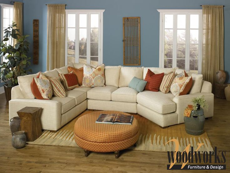 Your Sunday relaxation center, brought to you by Smith Brothers Furniture and Woodworks Furniture & Design!  #staycomfymyfriends