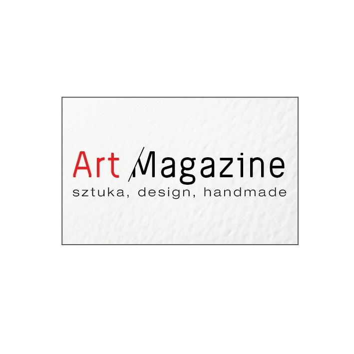 Logo artmagazine