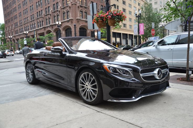Used 2017 Mercedes-Benz S-Class S 550 | Chicago, IL