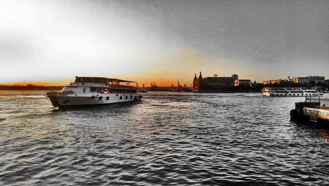#istanbul #boat #haydarpasa