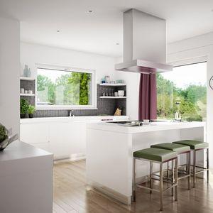 Evolution 154 überzeugt wie alle Evolution Häuser mit Vielfalt und Individualität bei Architektur und Design. Die großen Fenster und die klare Liniensprache verleihen diesem Haus sein elegant-modernes Gesicht. Unabhängig von Dachform, Designpaket und Fassadengestaltung als Putz- oder Klinkerfassade zeigt sich das Evolution 154 immer äußerst repräsentativ.