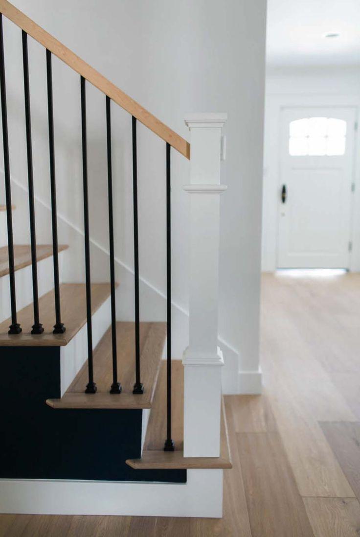 Lighting Basement Washroom Stairs: 25 Best Birch Wide Plank Wood Floors