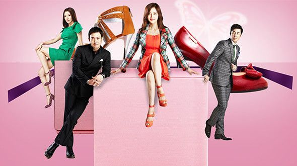 My Love, Madame Butterfly - 51 episodes (2012-2013)