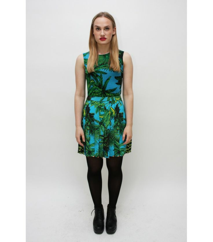 Versace for H&M Jungle Adventure Skirt, M - WST