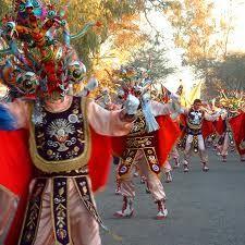 La fiesta de La Tirana en Chile