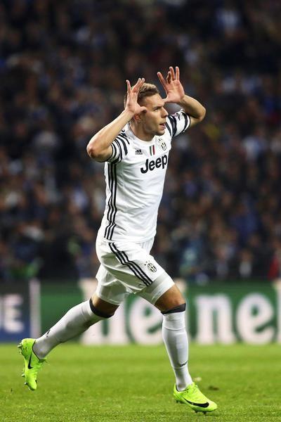 Champions: Porto - Juventus
