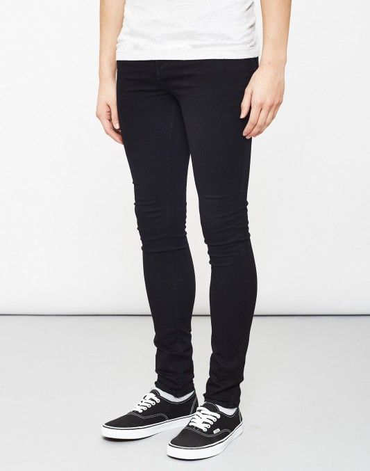 The Idle Man Super Skinny Jeans Black - BLACK FRIDAY SALES CONTINUE!!!!
