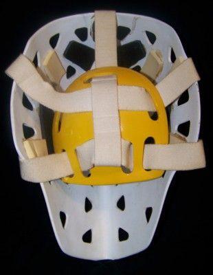 Image result for fiberglass goalie mask